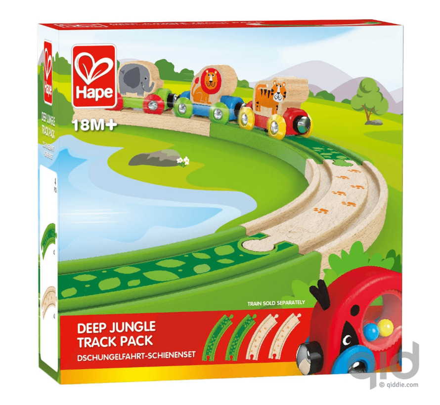 Deep Jungle Track Pack