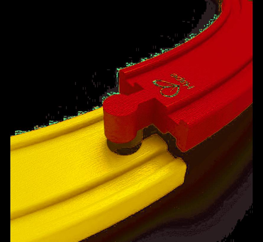 Spoorbaan Uitbreiding Regenboog Track Pack