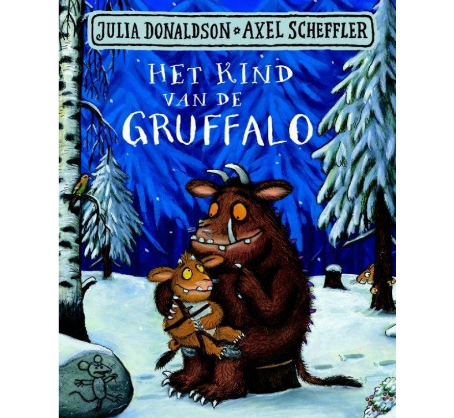 Het kind van de Gruffalo (kartonboek)