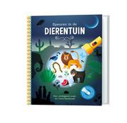 De Lantaarn Zaklampboek Speuren in de dierentuin