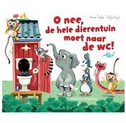 Veltman Uitgevers O nee, de hele dierentuin moet naar de WC!