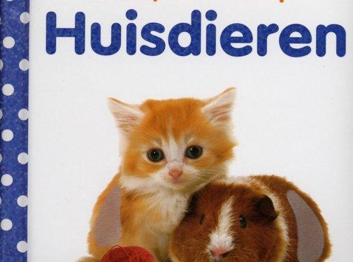 Veltman Uitgevers Baby voelboekje Huisdieren