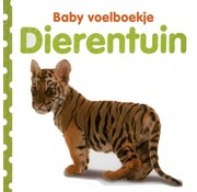 Veltman Uitgevers Baby voelboekje Dierentuin