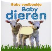 Veltman Uitgevers Baby voelboekje Babydieren
