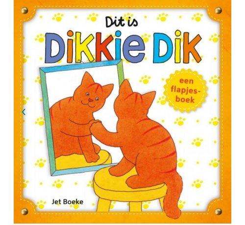 Gottmer Dit is Dikkie Dik! (flapjesboek)