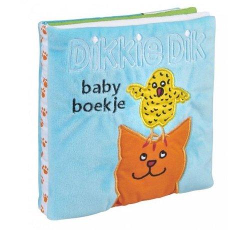 Gottmer Dikkie Dik Babyboekje (stof)