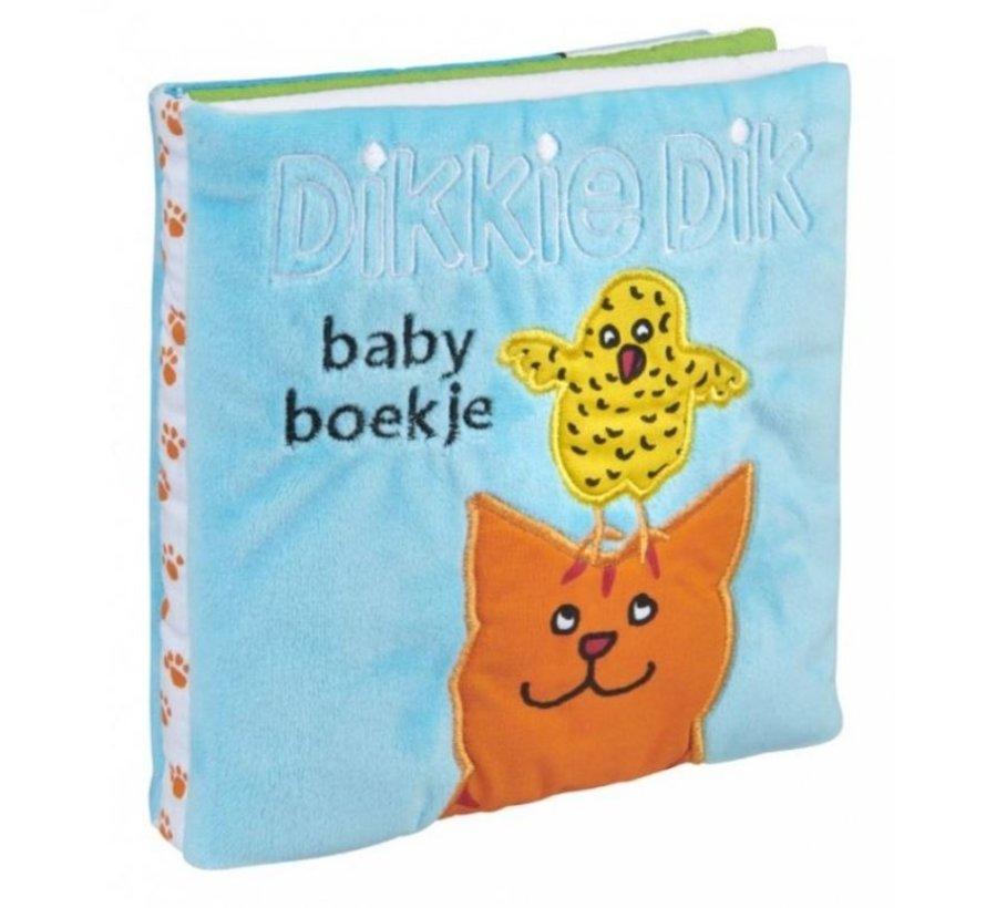 Dikkie Dik Babyboekje (stof)