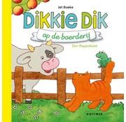 Gottmer Dikkie Dik op de boerderij (flapjesboek)
