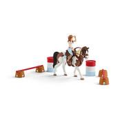 Schleich Speelset Horse Club Hannah's Western Rij Set 42441