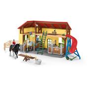 Schleich Speelset Paardenstal 42485