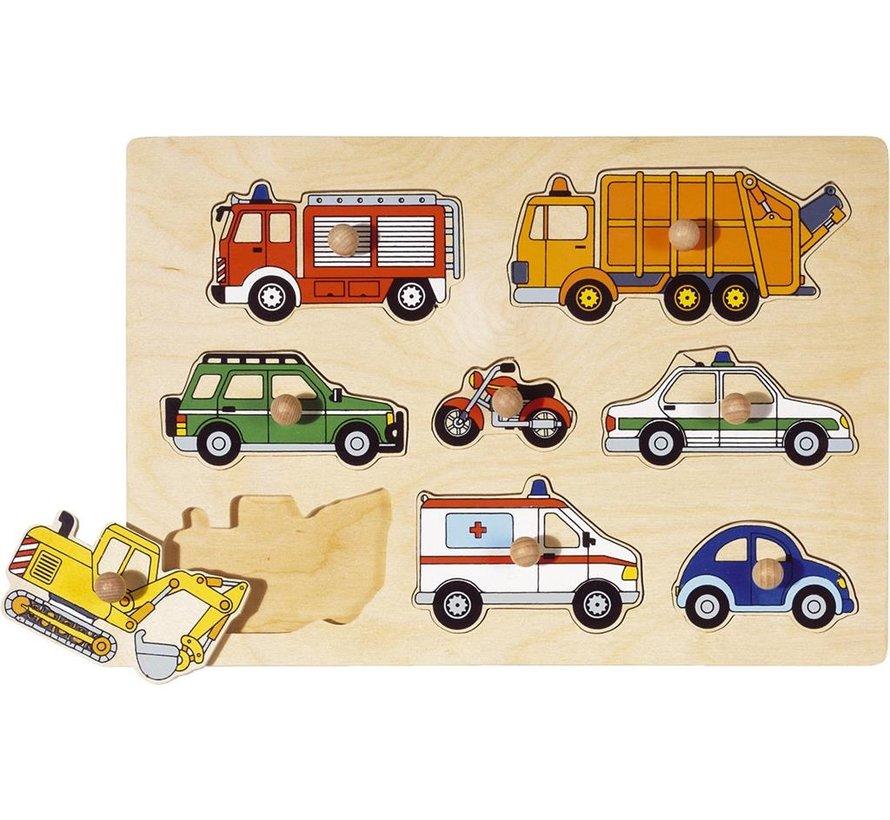 Puzzle Lift-Out Vehicles