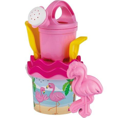Androni Giocattoli Emmerset Flamingo 6-delig