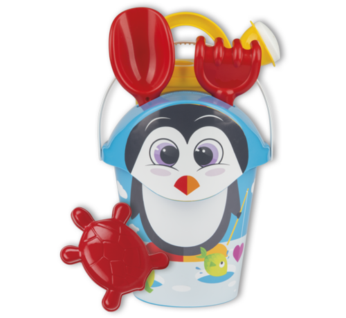 Androni Giocattoli Emmerset Pinguin 5-delig