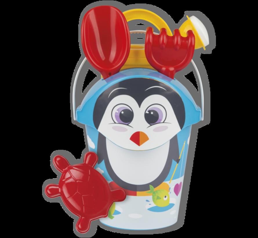 Emmerset Pinguin 5-delig