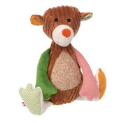 sigikid Knuffel Beer Patchwork Sweety