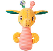 Lilliputiens Mini Rammelaar Zia Giraf