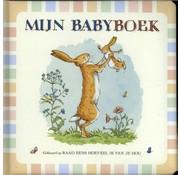 Lemniscaat Mijn Babyboek 'Raad eens hoeveel ik van je hou'