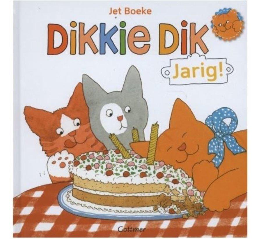 Dikkie Dik Jarig!