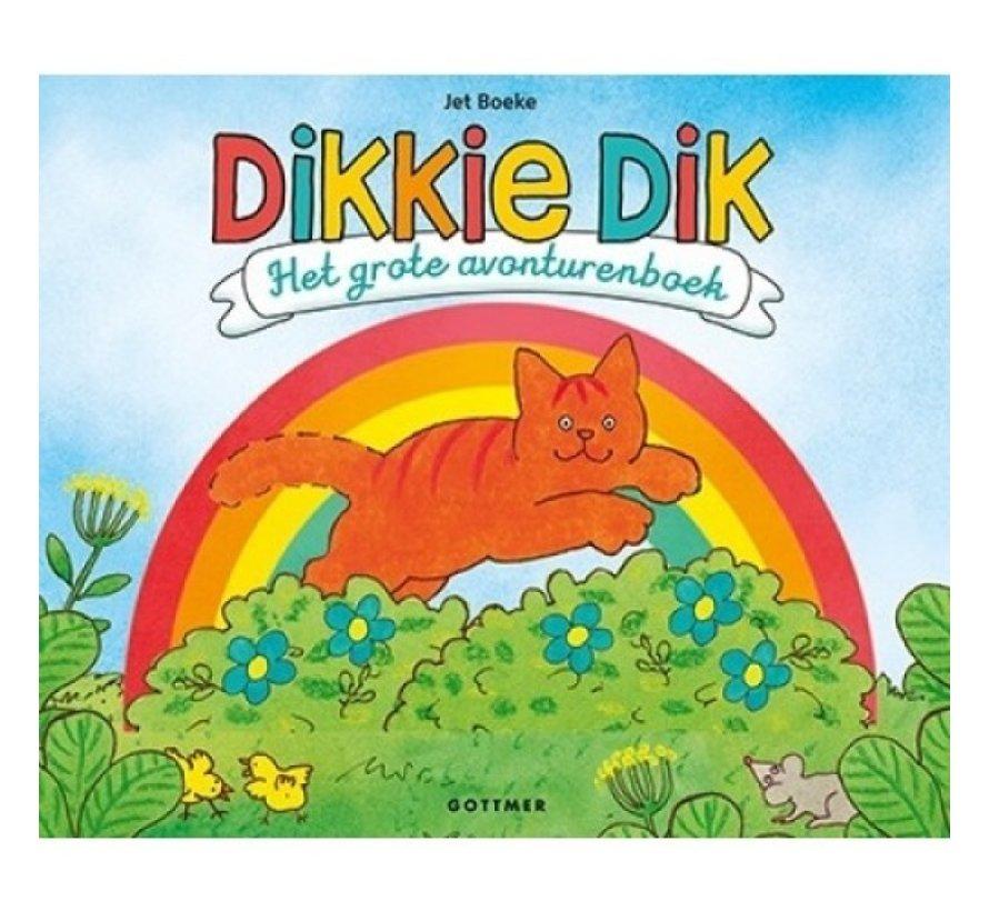 Dikkie Dik Het grote avonturenboek