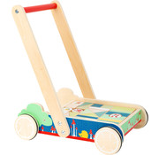 Small Foot Building Blocks Baby Walker Move it!