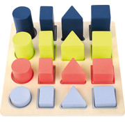"""Small Foot Geometry Shape-fitting Puzzle """"Educate"""""""