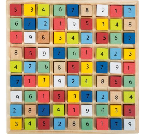 """Small Foot Colourful Sudoku """"Educate"""""""