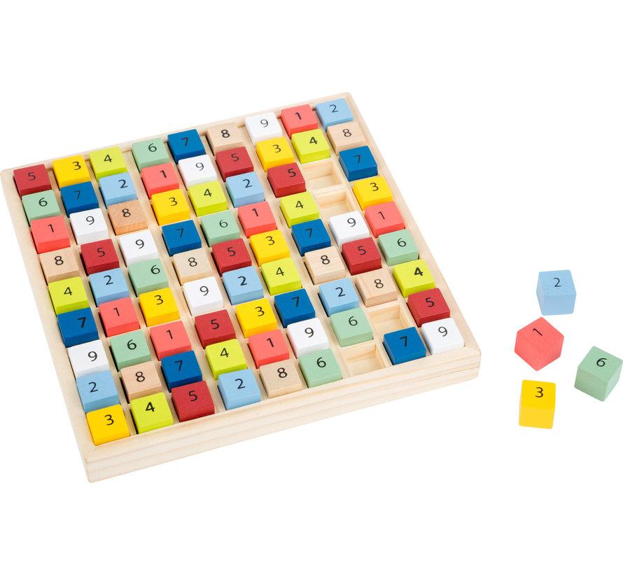 """Colourful Sudoku """"Educate"""""""