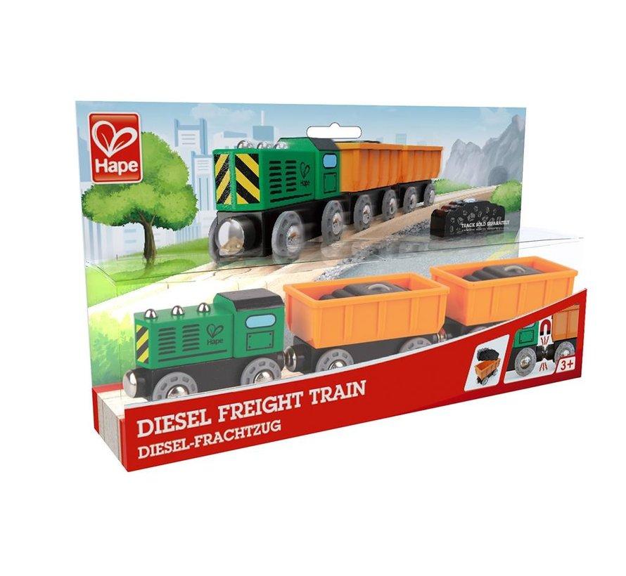 Goederentrein Diesel