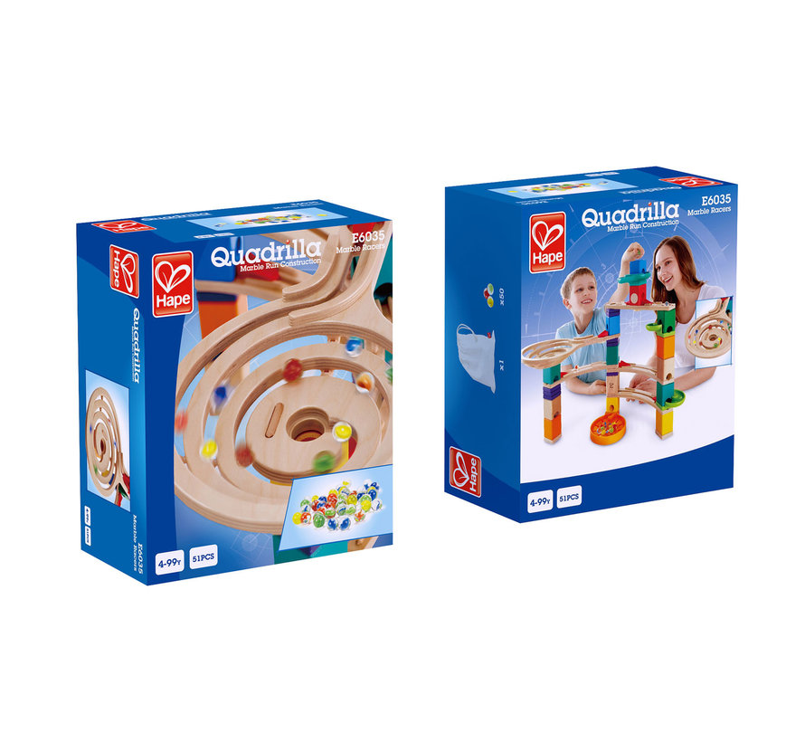 Marble Racers 50 pcs