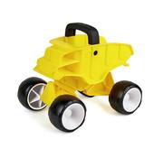Hape Dump Truck Yellow