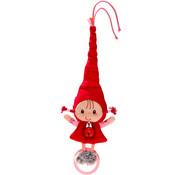 Lilliputiens Roodkapje Rammelaar met Bel