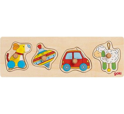 GOKI Toys Lift-Out Puzzle