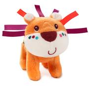 Lilliputiens Knuffel Jack de Leeuw Minifiguur