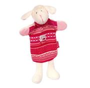 sigikid Hand Puppet and Comforter Schnuggi Sheep