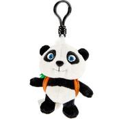 Käthe Kruse Kruselings Panda Xiung met Rugzak Sleutelhanger
