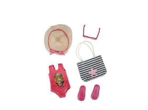 Käthe Kruse Kruselings Beach Party Outfit