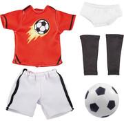Käthe Kruse Kruselings Michael Voetbal Outfit
