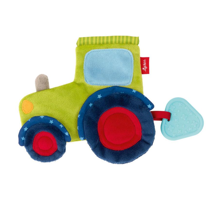 Comforter Crinkle blankie tractor