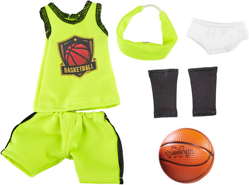 Käthe Kruse Kruselings Joy Basketballer Outfit