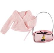 Käthe Kruse Kruselings Vera Ballet Jacket with Bag Outfit
