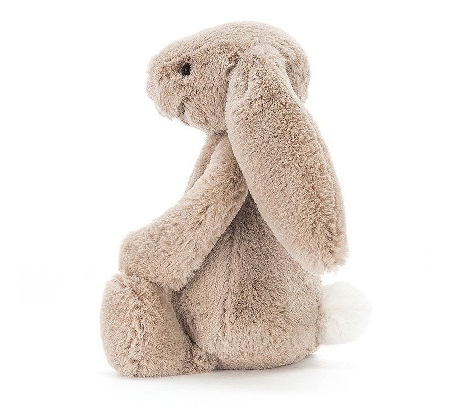 Cuddly Animal Bashful Beige Bunny