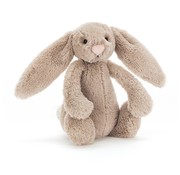 Jellycat Cuddly Animal Bashful Beige Bunny