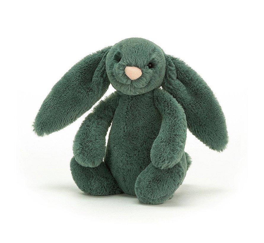 Knuffel Konijn Bashful Forest Bunny Small