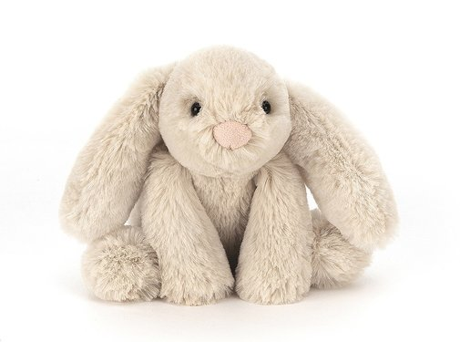 Jellycat Knuffel Konijn Smudge Rabbit Tiny