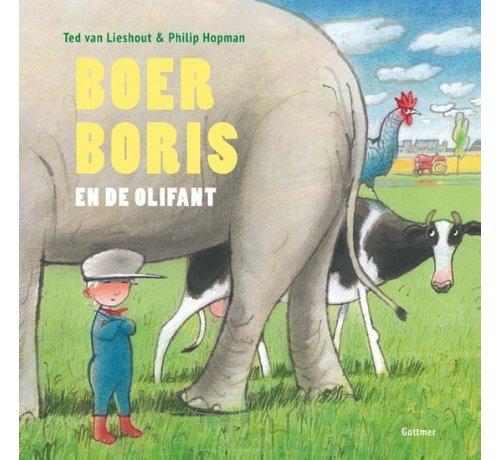 Gottmer Boer boris en de olifant