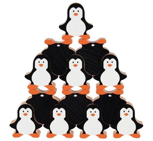 GOKI Penguin stacking game