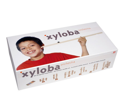 Xyloba Orchestra The Marble Run Construction Kit 96-pcs