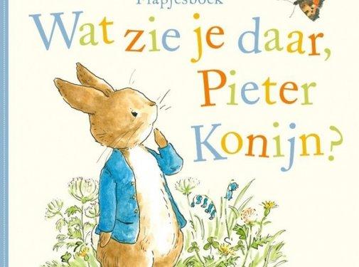 WPG Wat zie je daar, Pieter Konijn?