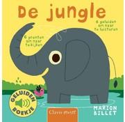 Clavis De jungle (geluidenboekje)