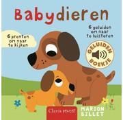 Clavis Babydieren (geluidenboekje)